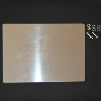 Aluminum mounting plate 180 x 200